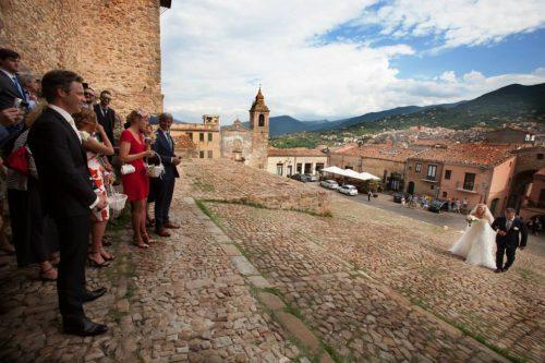 Trouwen kasteel Sicilië